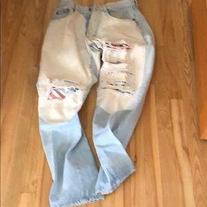 Berkard Gatto jeans